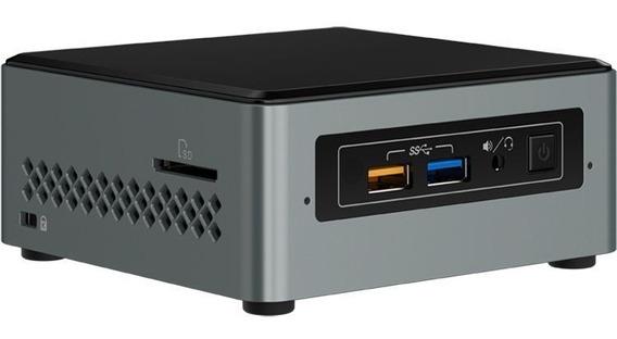 Mini Pc Kit Intel Nuc I3 7100u Nuc7i3bnh 16gb Ssd 120gb
