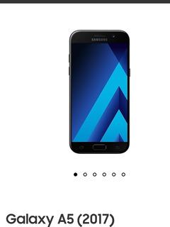 Samsung A5 2017 Nuevo/ Liberado/ Memoria 32 Gb/ Resiste Agua