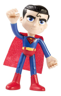 Dc Superheroes Superman Flexible 10 Cm Action Bendables!
