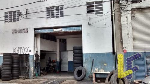 Venda Galpao Sao Caetano Do Sul Prosperidade Ref: 12804 - 12804