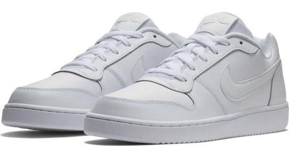 Tenis Nike Ebernon Low Aq1775-100 Originales