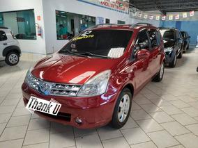 Nissan Livina 1.6 Sl 16v Flex 4p Manual
