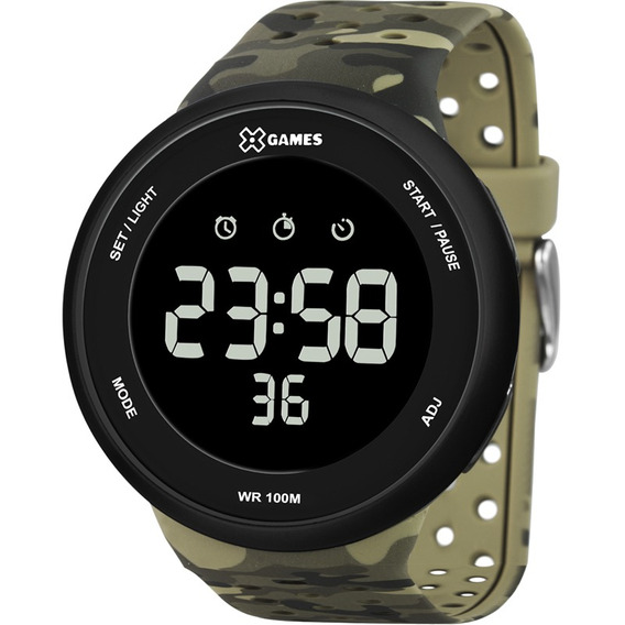 Relógio X-games Masculino Xmppd486pxef