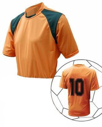 Camisa Uniforme Futebol Society Futsal Várias Cores 12 Pçs