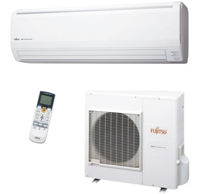 Ar Condicionado Fujitsu High Wall 27.000 Quente/frio 220v Mo