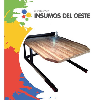 Kit Serigrafia Premium+ Mesa Lineal Con Bloquete Y Schablon