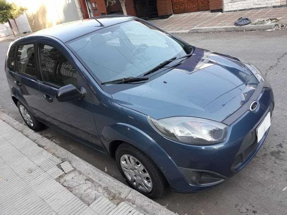 Ford Fiesta 2011 Full C Gnc 5 P Jubilado Liq Urgent 1ra Mano