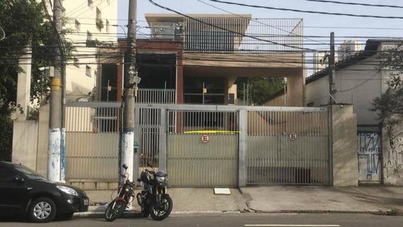 Galpão À Venda, 2200 M² Por R$ 9.000.000 - Cambuci - São Paulo/sp - Ga0047
