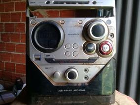 Micro System Philips Fwm583/bk (c/defeito Para Tirar Peças)