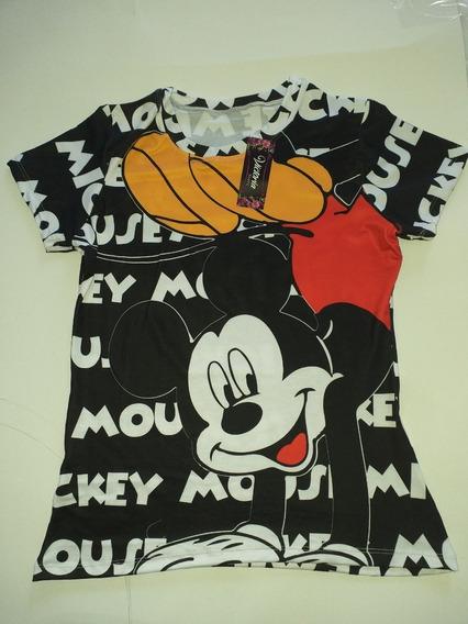 Camiseta Blusa Moda Dama Juveniles Subliminada