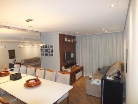 Apartamento À Venda, 65 M² Por R$ 365.000,00 - Ponte Grande - Guarulhos/sp - Ap0100