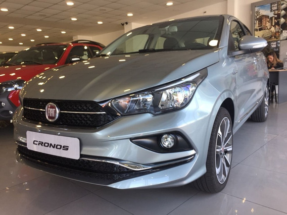 Fiat Cronos 1.3 Gse Drive Pack Conectividad 0km My 2020
