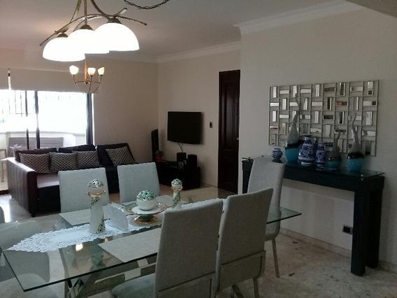 Apartamento Amueblado En Alquiler En Evarísto Morales