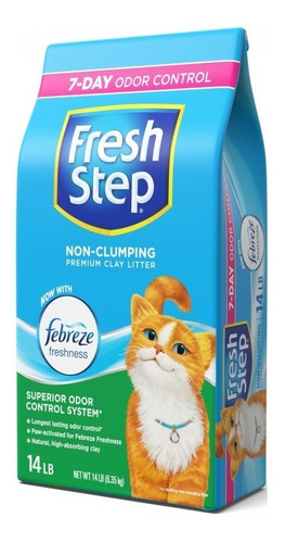 Fresh Step Regext No Aglomerante  14 Lb