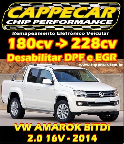 Dpf Off Vw Amarok - Desativar Filtro Particulas Diesel