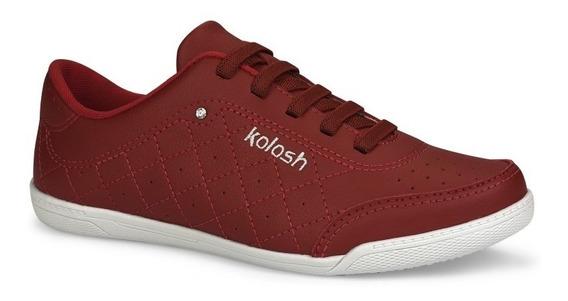 Tênis Feminino Kolosh Branco C1301