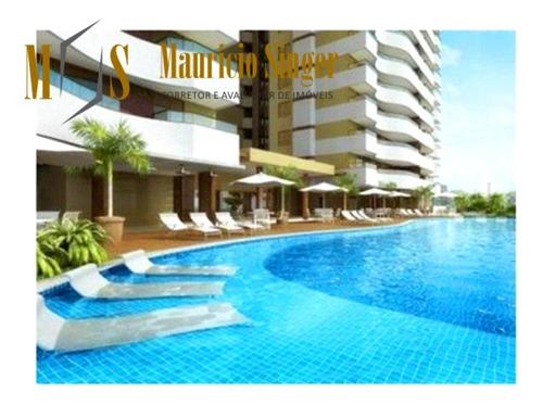 Apartamento 3 Suítes Para Venda Rua Monsenhor Eugênio Veiga - Itaigara - Salvador/ba - Ap00368 - 69199907