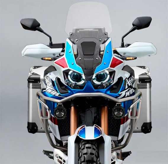 Honda New Africa Twin Crf 1100 Adventure As Tricolor