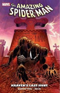 The Amazing Spiderman: Kraven Last Hunt Deluxe