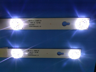 Tira De Led Hitachi Cdh-le32smart10 Backlight