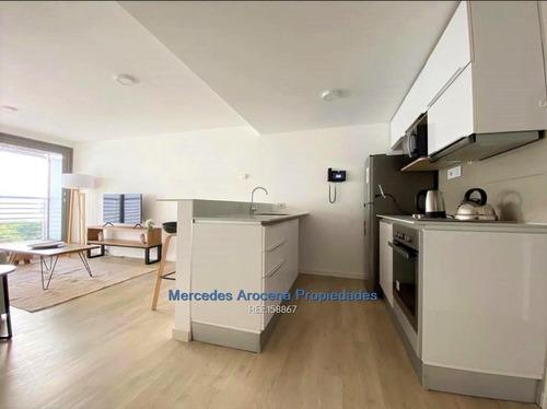 Alquiler Apartamento Con Muebles - 1 Dormitorio Zona Golf