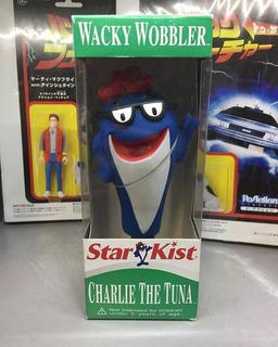 Funko Wacky Wobbler Charlie The Tuna Original En Stock