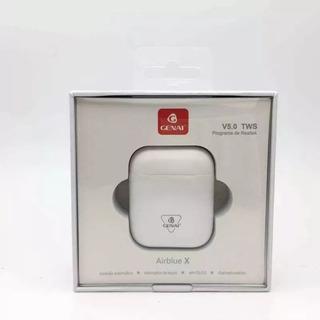 Fone (AirPods) Bluetooth5.0 Tws Sem-fio Toque Airblue X