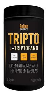 Triptofano Super Concentrado 860mg 60caps 5htp Serotonina
