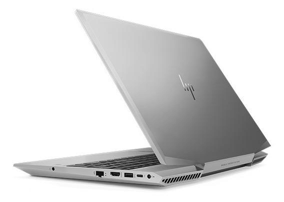 Novo Hp Zbook Core I7 G5 Thunderbolt