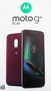 Smartphone Moto G4 Play Dtv Colors Xt1603 16gb, Tela De 5