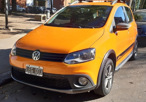 Volkswagen Crossfox 1.6 Highline 2012