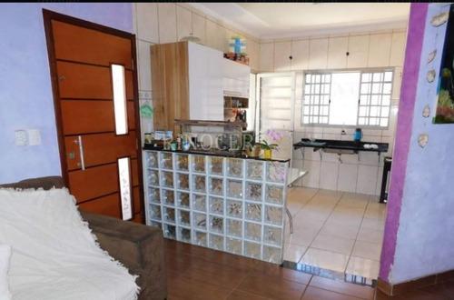 Imagem 1 de 13 de Casa Padrão Em Franca - Sp - Ca0153_rncr