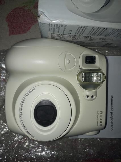 Câmera Fujifilm Instax Mini 7s White