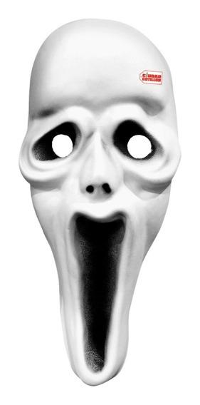 Máscara Scary Scream Disfraz Halloween - Ciudad Cotillón