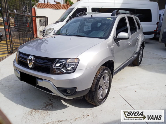 Duster 1.6 16v Sce Flex Expression X-tronic 2018/2019