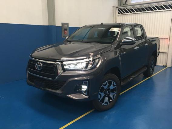 Toyota Hilux 2.8 Tdi Srx Cab Dupla 4x4 Aut Zero Km Blindado!