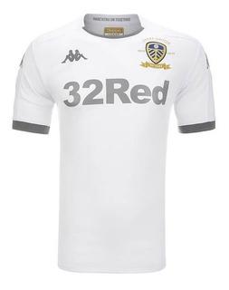 Camisa Leeds United 19/20 Unif. 1 - Pronta Entrega