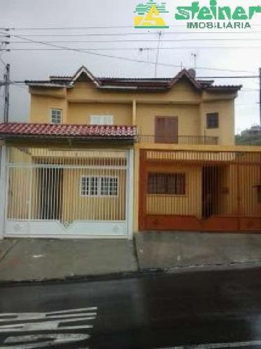 Imagem 1 de 17 de Venda Sobrado 3 Dormitórios Parque Continental Ii Guarulhos R$ 490.000,00 - 28739v