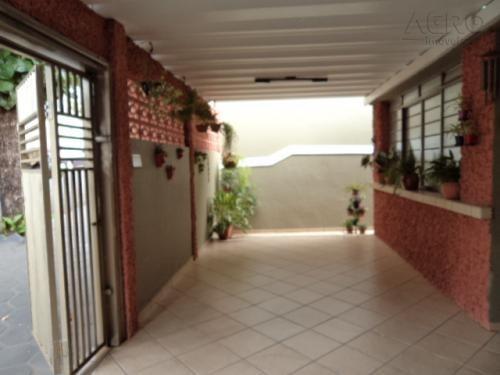 Casa Residencial À Venda, Parque União, Bauru - Ca0262. - Ca0262