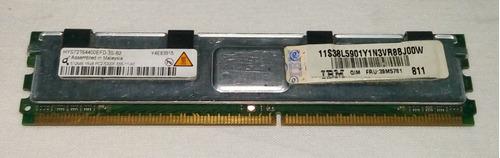 Memoria Ram Server Ibm 512 Mb Fru:39m5781