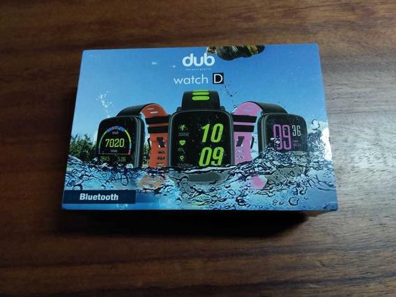 Relógio Dub Watch D