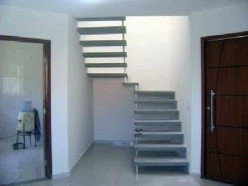 Escada Pre Moldada De Concreto