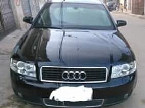 Audi A4 3.0 Multitronic 4p