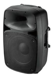 Bafle Activo Portatil 15 300 Watts 2 Vías Bluetooth Ross