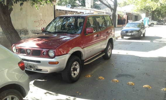 Nissan Terrano Ii 1999 2.7 I