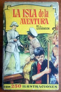 R.l. Stevenson: La Isla De La Aventura (1963)