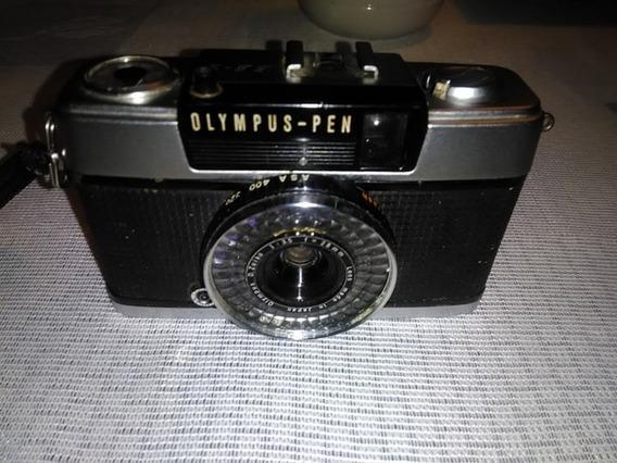 Máquina Fotográfica Olympus Pen Ee-2 Camera Japonesa