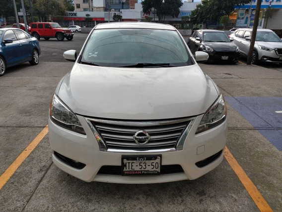 Nissan Sentra 2015 1.8 Advance Mt