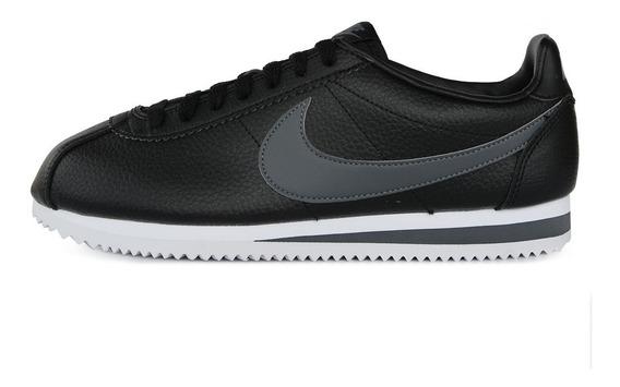 nuevas zapatillas nike cortez negras hombre