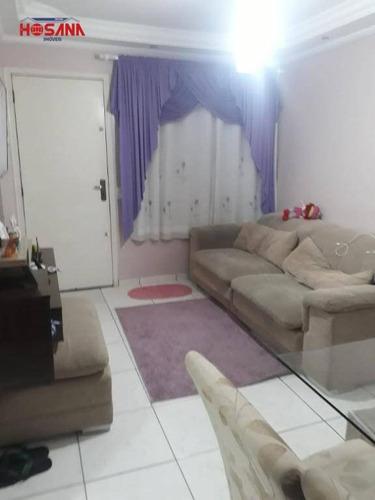 Imagem 1 de 8 de Apartamento Com 2 Dormitórios Para Alugar, 43 M² Por R$ 1.200,00/ano - Vila Brasilândia - São Paulo/sp - Ap0191